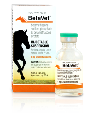 BetaVet product packaging